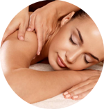 Massage therapy at La Belle Jolie